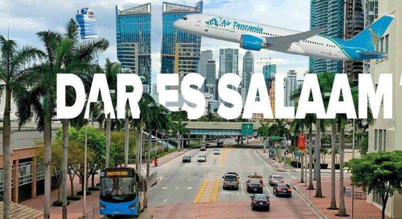 A Glimpse of Dar Es Salaam