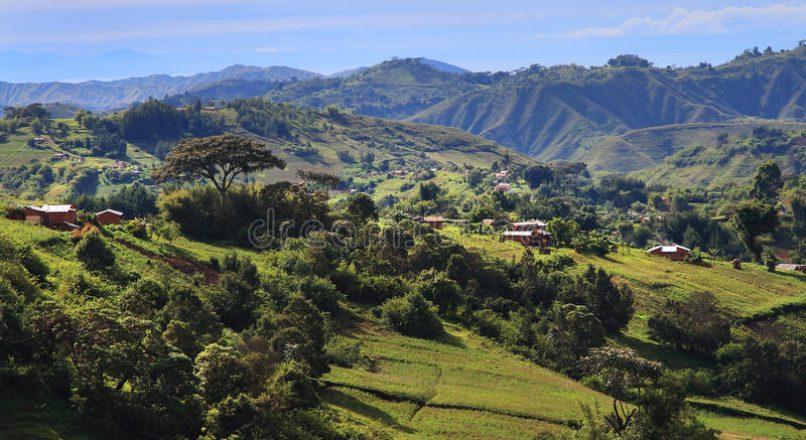 Kipengere and Livingstone Ranges