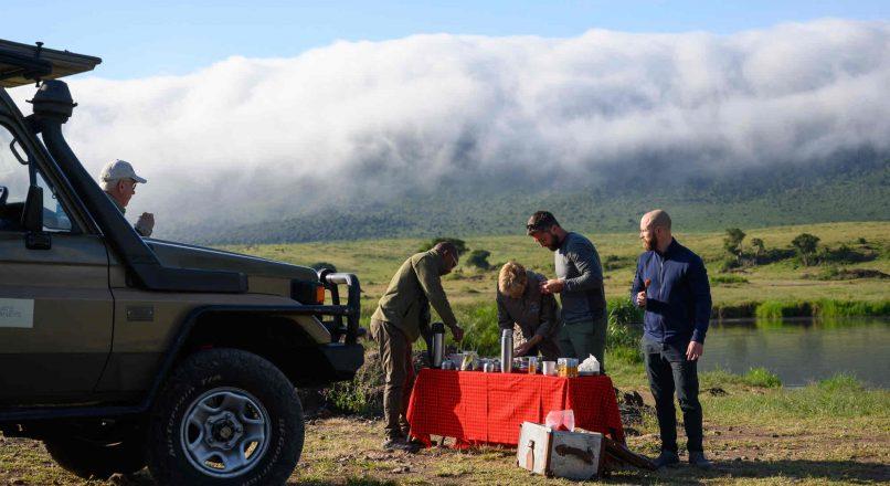 Safari operators in Mbeya